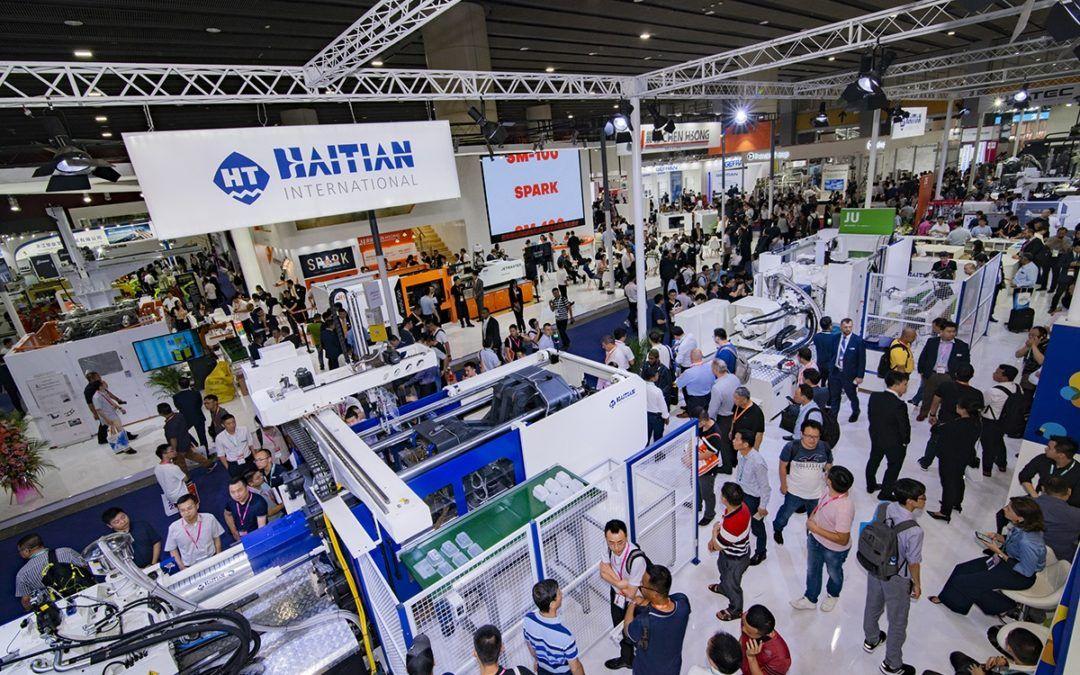 Haitian International Showcases Advanced Technology at CHINAPLAS 2019