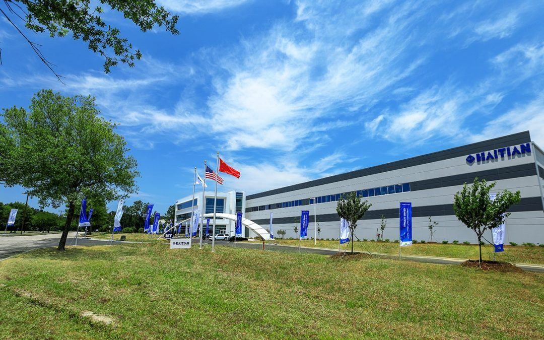 Absolute Haitian opens operations facility in South Carolina, USA